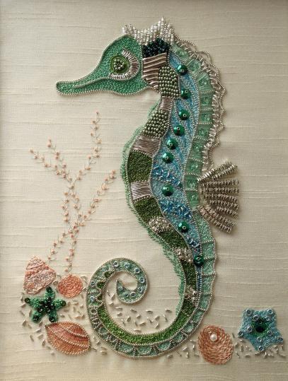 Морской конек. Seahorse