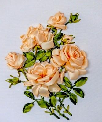 Розы Вирджинии - искусственный