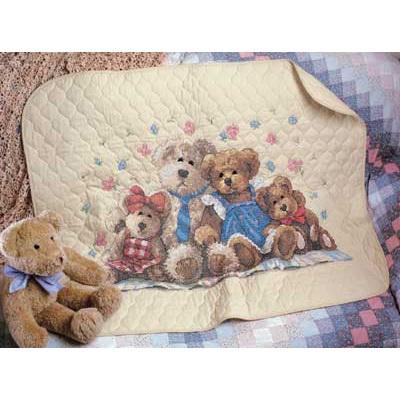 Наборы для вышивки одеяла