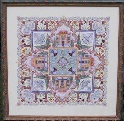 Taj Mahal Garden 039 - Сад