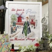 наборы от парижских вышивальщиц